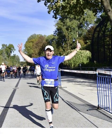 40 maraton warszawski