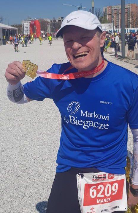 maraton po artroskopii
